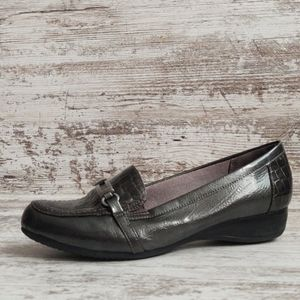 🔴 Life Stride Pewter Slip On Loafer